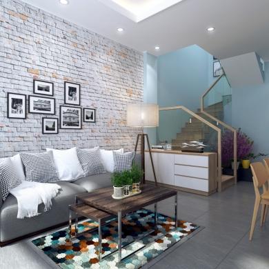 Thiết kế nhà phố, căn hộ