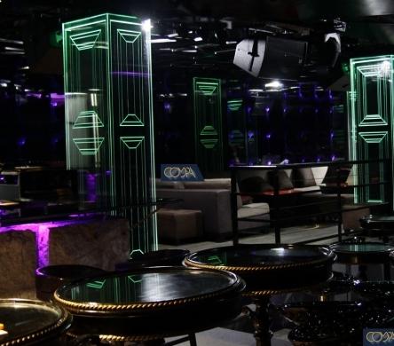 Thi công quán bar - Bar Atica