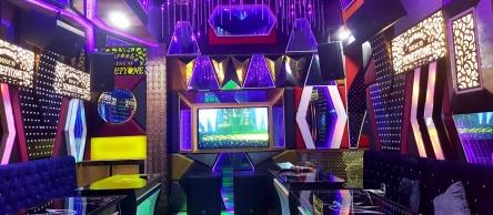 Thi công phòng karaoke - Karaoke Ninety One Cần Thơ