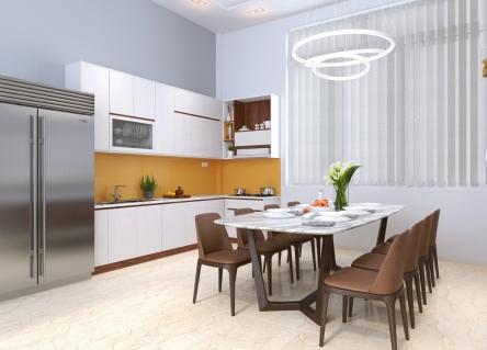 Thiết kế nội thất nhà phố hiện đại - công ty TNHH SX TM XNK Vĩnh Thuận