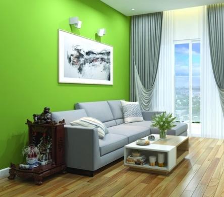 Thiết kế nội thất hợp phong thủy cho gia chủ mệnh mộc rước may mắn, tài lộc vào nhà