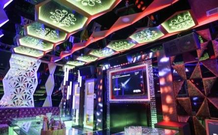 Kinh nghiệm thi công về hiệu ứng ánh sáng mang lại thiết kế phòng karaoke đẳng cấp
