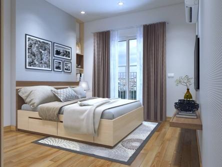 Hé lộ những bí quyết thiết kế phòng ngủ chung cư đẹp mà ai cũng nên biết