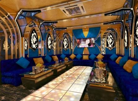 Gợi ý những mẫu thiết kế phòng karaoke VIP với phong cách hiện đại, trẻ trung
