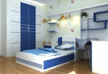 Những thiết kế phòng ngủ dành cho bé trai khiến cho người lớn cũng phải mê mẩn