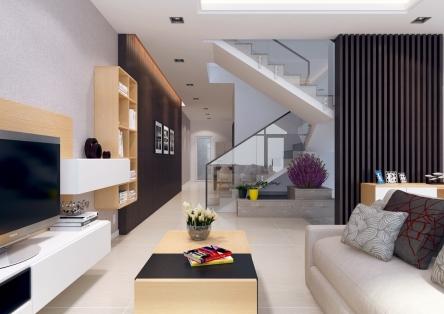 Những mẫu thiết kế nhà phố đẹp hiện đại mà ai cũng muốn sở hữu