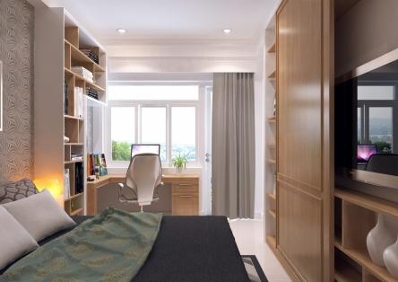 Những mẫu thiết kế phòng ngủ đơn giản mà ấn tượng dành cho tất cả mọi người