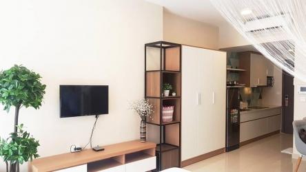 Ngỡ ngàng khi công trình thi công nội thất căn hộ ván An Cường còn ấn tượng hơn cả bản thiết kế