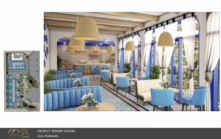 Mẫu thiết kế nhà hàng, khách sạn, Cafe